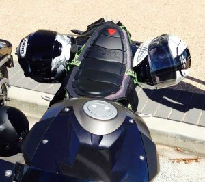 s1000rr helmet holders